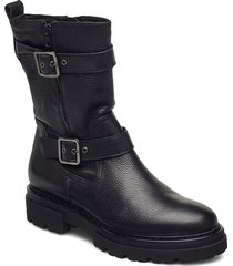 under 4a shoes boots ankle boots ankle boot - flat svart marc o'polo footwear