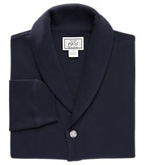 1905 collection tailored fit shawl lapel cardigan - big & tall