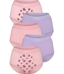tailleslip harmony 2x roze/paars, 2x paars, 1x roze