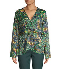 print crossover top