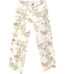 lanvin 3/4-length shorts