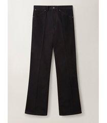 lemaire bootcut pants