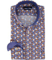 giordano overhemd regular fit printje