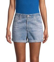 alex boyfriend denim shorts