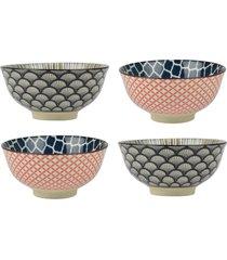 bowl inovare jogo c/4 tigelas kasa ideia - multicolorido - dafiti