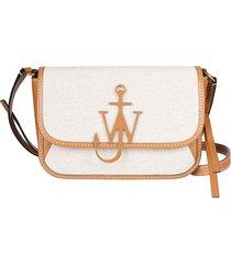 j.w. anderson braided midi anchor shoulder bag
