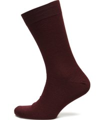 egtved socks cotton/wool twin, underwear socks regular socks röd egtved