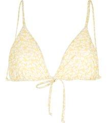sir. anais string triangle bikini - yellow