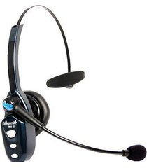 vxi corporation blueparrott b250-xt black/blue headband headsets