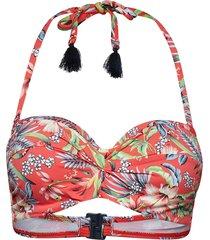 beach tops wireless bikinitop röd esprit bodywear women