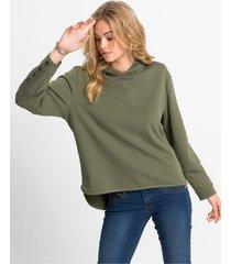 sweater met knoopjes