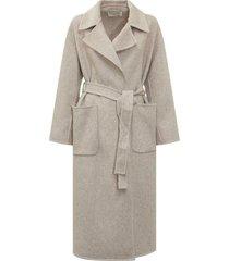 doubleface robe coat