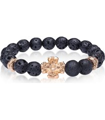 be unique designer men's bracelets, lava style bracelet