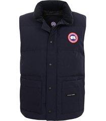 freestyle crew vest
