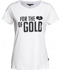 goldbergh t-shirt women cerridwen white-s