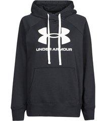 sweater under armour rival fleece logo hoodie