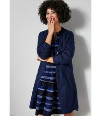 jurk angel of style marine::royal blue
