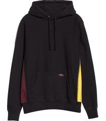 men's noah tricolor fleece hoodie