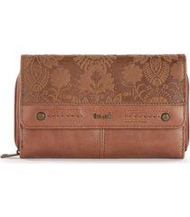 the sak sequoia xl leather wallet
