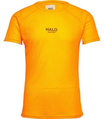 halo military tee t-shirts short-sleeved guld halo