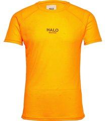 halo military tee t-shirts short-sleeved guld halo
