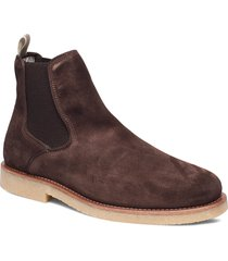 barkley chelsea shoes chelsea boots brun gant