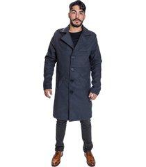 sobretudo casaco carbella lã batida cinza