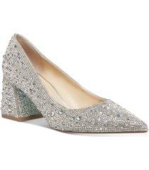betsey johnson paige dress pump women's shoes