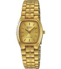 reloj casio ltp-1169n-9a-dorado