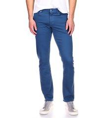 men's dl1961 men's russell slim straight leg jeans, size 36 - blue