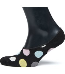 big dot liner underwear socks regular socks svart happy socks