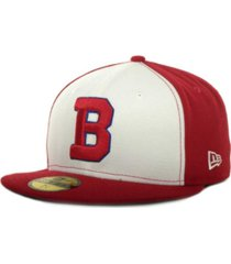 new era buffalo bisons milb 59fifty cap