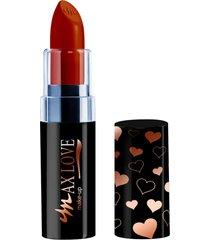 batom bastã£o love max love lv292 laranja - laranja - feminino - dafiti