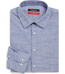 brushed cotton dress shirt