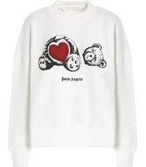 bear in love sweatshirt