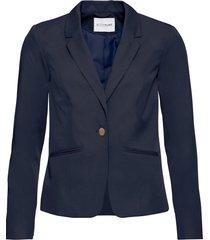 blazer corto (blu) - bodyflirt