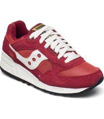 shadow 5000 vintage shoes sport shoes low-top sneakers röd saucony originals