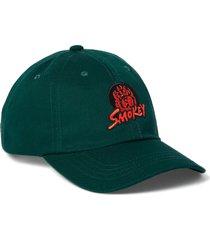 filson smokey bear low-profile cap   green   20204550-gn