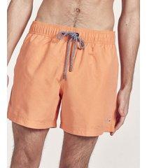 traje de baño naranja equus jake