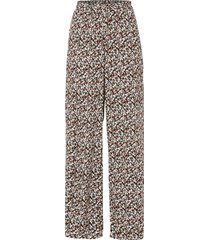 pantaloni a palazzo (marrone) - bodyflirt