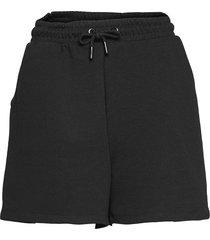 onlkappi sweat shorts swt shorts flowy shorts/casual shorts svart only