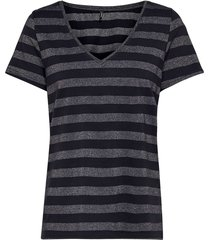 alexa s/s v neck t-shirt