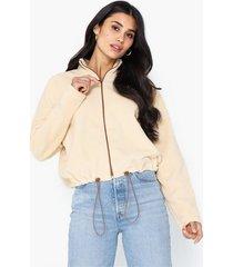 gina tricot lisa fleece jacket sweatshirts
