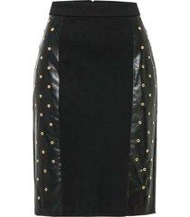 kjol med nitar