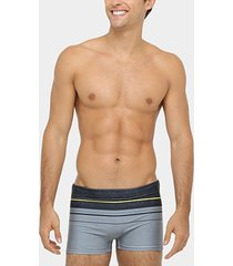sunga hang loose boxer listras