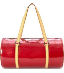 louis vuitton pre-owned bedford tote bag - red
