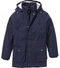 parka imbottito (blu) - bpc bonprix collection