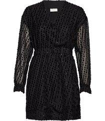 day aperitivo korte jurk zwart day birger et mikkelsen