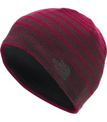gorro bones recycled rojo the north face