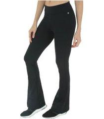 calça bailarina oxer - feminina - preto